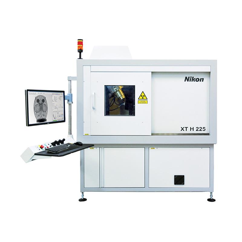 Nikon XT H 225 för datortomografi och röntgen-inspektion