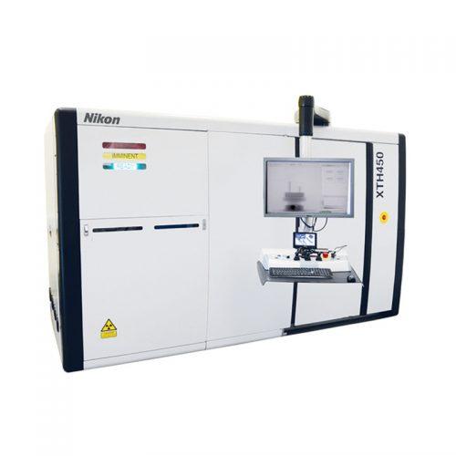 Datortomografi Röntgen CT-inspektion Nikon XT H 450