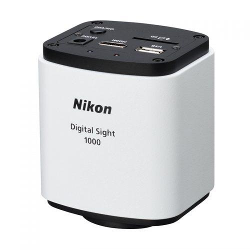 Kamera Mikroskopi Nikon Digital Sight 1000