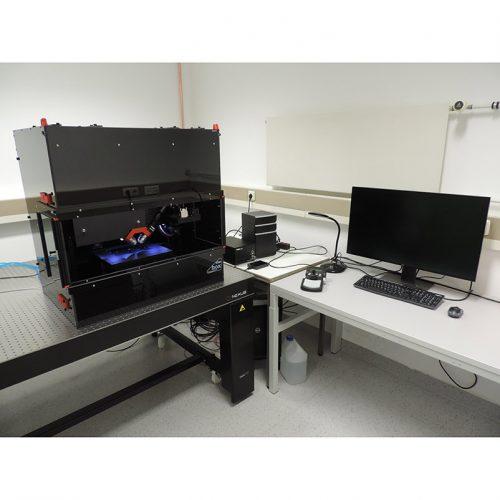 Airy Beam Light-Sheet M Squared Aurora för forskning inom neurovetenskap, utvecklingsbiologi, cancerforskning och regenerativ medicin