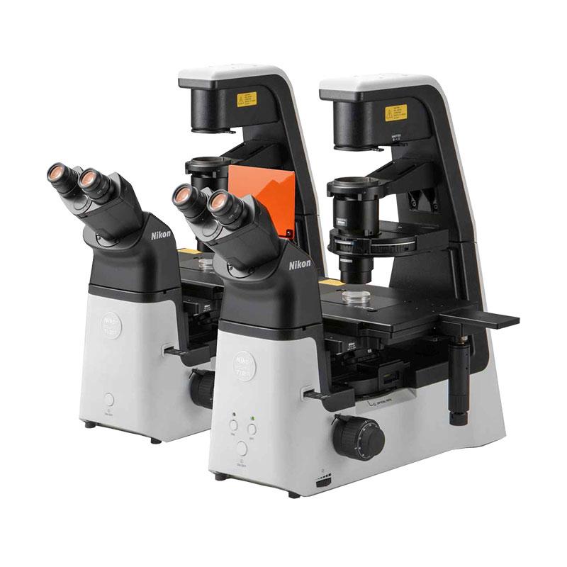 Inverterat mikroskop Nikon Eclipse Ts2R/Ts2R-FL