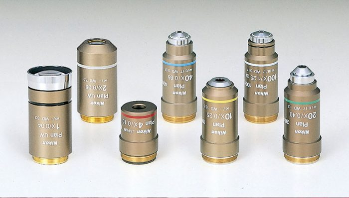 Mikropskopi optik Nikon CFI Akromat-serien