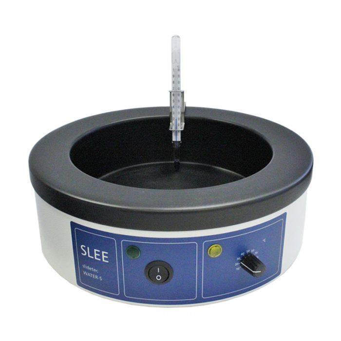 SLEE Medical Slidetec WATER s Kombinerat vattenbad och objektglasvärmare