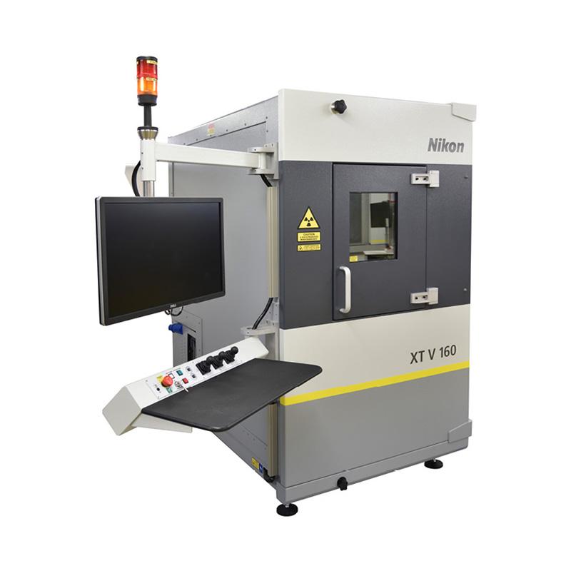 Röntgen och CT-inspektion Nikon XT V 160