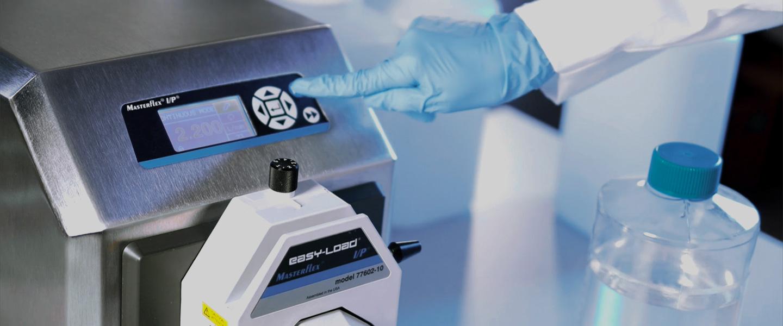 Bioprocessing masterflex pump